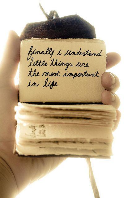 small tings