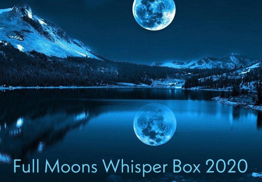 BryOnly's Full Moons Whisper Box 2020